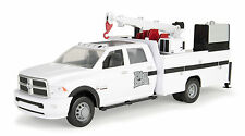 2015 ERTL 1:16 *BIG FARM* White DODGE RAM 3500 SERVICE TRUCK *NEW IN BOX!*