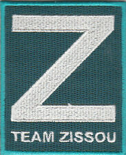 PARCHE LIFE AQUATIC TEAM ZISSOU  Z DARK PATCH