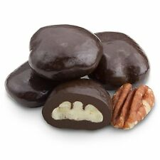 DARK CHOCOLATE PECANS, 2LBS