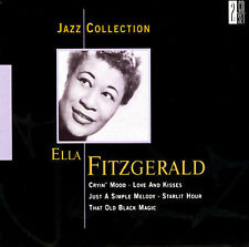 Ella Fitzgerald Jazz Collection: Love and Kisses/That Old Black Magic (2 CD) NEW