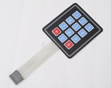4 x3 Matrix Array Membrane Switch Keypad Keyboard 12 Key for Arduino/AVR/PIC