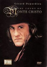 The Count of Monte Cristo 2 DVD Set Bravo Gerard Depardieu French Mini Series