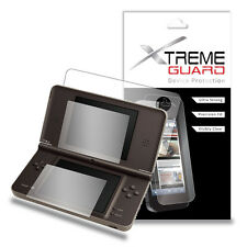 XtremeGuard FULL BODY LCD Screen Protector Shield For Nintendo DSi XL (Clear)