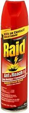 Raid Ant and Roach Spray Outdoor Fresh 17.50 oz (Pack of 6)