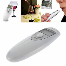 Digital Alcohol Breath Tester Analyzer Breathalyzer Detector Test Testing UR