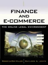 Finance and E-Commerce: The Online Legal Environment