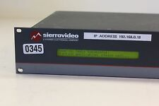 Kramer Electronics Sierra Video  Lassen 88HD HD-SDI/SDI