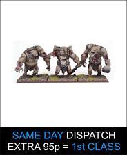 Mort-vivant Zombie Régiment De Troll / MGKWU106 - - rois mantique jeux guerre