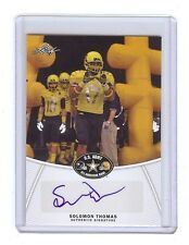 SOLOMON THOMAS - Stanford Cardinals - 2014 Leaf Army Certified AUTOGRAPH RC