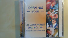 Blasorchester Bad Vöslau/Open Air 2000 Michael Jackson Elton John CV ovp 10Tr/CD