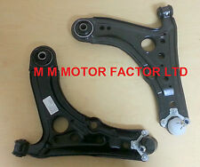 SEAT AROSA 1.0 1.4 1.7 98- FRONT LOWER WISHBONES ARM COMPLETE BUSHES BALLJOINTS