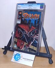 Spawn 5 CGC 9.6 Death of Billy Kinkaid Poster of Spawnmobile