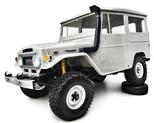 RC Scale Acessories SAFARI SNORKEL For TOYOTA LAND CRUISER J40