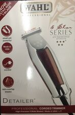 WAHL PROFESSIONAL NEW DETAILER SHAVER/TRIMMER WIDE T BLADE -AUTHORISED UK SELLER