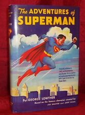 George Lowther ADVENTURES OF SUPERMAN Facsimile SIGNED by Lois Lane/Noel Neill