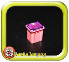 30 AMP Pink ULTRA MICRO Fusible Link Fuse FOR 2015 Mazda BT50 UR