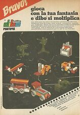 X4702 Dibo building - Pubblicità 1975 - Advertising
