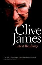 Latest Readings by Clive James (2015, Hardcover)