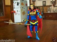 BIG BARDA DC DIRECT ACTION FIGURE SET BARDA FIGURE ONLY