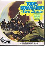 """Super 8 Film : Todeskommando """"Iwo Jima"""" ( Paul Edwards )"""