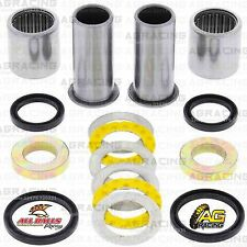 All Balls Swing Arm Bearings & Seals Kit For Suzuki RM 125 1996-2008 96-08