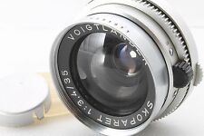 **EXC!!** Voigtlander Skoparet f/3.4 35mm Vitessa T Camera From Japan Free Ship