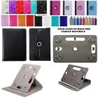 """360 ROTATING UNIVERSAL CASE COVER FITS 8""""iNCH ALCATEL ONETOUCH PIXI 3 (8) TABLET"""