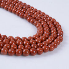 4mm344 4mm  flame jasper round loose beads