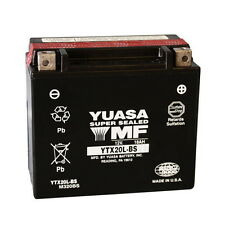 BATTERIA ORIGINALE YUASA YTX20L-BS HARLEY VRSCDX Night-Rod Special 1250 08-13