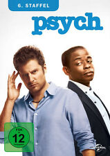 Psych - Die komplette 6. Staffel (James Roday)                       | DVD | 242