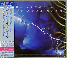 DIRE STRAITS-LOVE OVER GOLD-JAPAN SHM-SACD Ltd/Ed I19