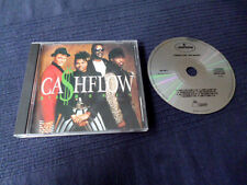 CD Cashflow - Big Money R'n'b & Soul & Funk Band from Atlanta | 80s (Cameo)