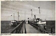 8104/ Foto AK, Müritz-Graal, Dampfer Kronprinz und Motorboot Schneewittchen,1935