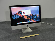 "Apple iMac 21.5"" (MC309LL/A) w/2.5GHz i5-2400S, 500GB, 8GB RAM, & Sierra"