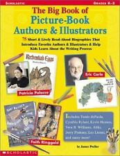 The Big Book of Picture-Book Authors & Illustrators