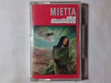MIETTA Canzoni mc AMEDEO MINGHI SIGILLATA RARISSIMA SEALED VERY RARE!!!