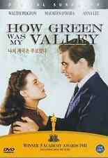 How Green Was My Valley (1941) New Sealed DVD Walter Pidgeo