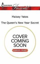 The Queen's New Year Secret (Princes of Petras)  (ExLib)