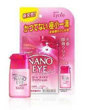 Rohto Lycee Nano Eye clearshot Eyedrops Eye drops lotion 6ml