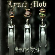 Lynch Mob(CD Album)Smoke This-Dreamcatcher-CRIDE24-UK-New