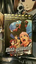 Dai-guard Terrestrial Defense Corp. ANIME SERIES DVD VOL1 Hostile Takeover