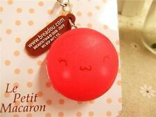 Le Petit Rosie macaron Squishy Charms Cellphone Straps ORIGINAL TAG