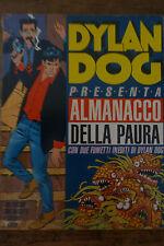 DYLAN DOG  primo almanacco  della paura 1991 - - OTTIMO