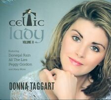 DONNA TAGGART CELTIC LADY VOLUME II CD (VOLUME 2) - FEAT JEALOUS OF THE ANGELS