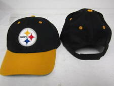 Pittsburgh Steelers NFL Authentic Velcro Adjustable Hat Cap OSFA