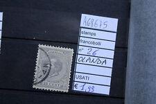 STAMPS FRANCOBOLLI OLANDA USATI N. 26 (A68675)