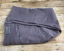 Adriano Goldschmied The Protege Straight Leg Men's 33 x 34 Cotton Pants USA Made