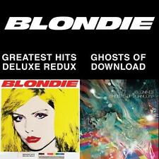 Blondie - Blondie 4(0)-Ever: Greatest Hits Deluxe Redux / Ghost (NEW CD+DVD SET)