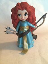 Disney ANIMATORS Collection MERIDA Princess Figure Figurine Cake Topper NEW