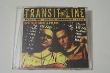 DJ KITSUNE & DJ SWEAP - TRANSIT LINE CD 2005 Pal One Griot Jeyz Rasul Wicht RAR